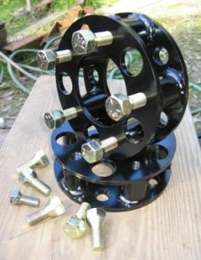 Kubota BX Series Compact Tractor Rear Axle Wheel Spacers